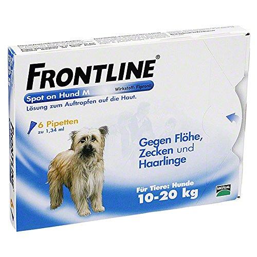 Artikelbild: Frontline Spot on H20, 6 Stück