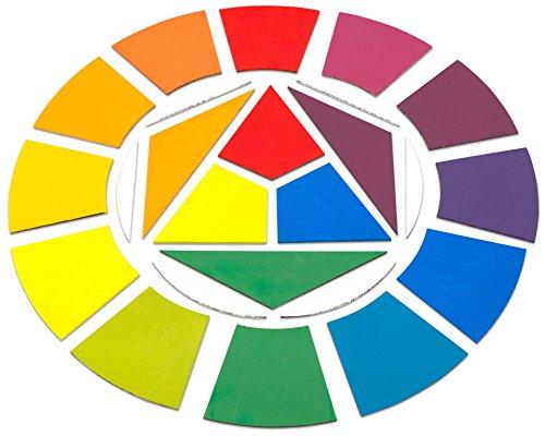 betzold mdf farbkreis nach itten puzzle farben mischen lernen 40cm blanko zum. Black Bedroom Furniture Sets. Home Design Ideas