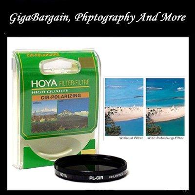 Hoya Filtre Polarisant Circulaire de 52 mm