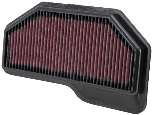 K&N 33-2482 High Performance Replacement Air Filter front-571730