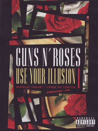 Guns n'Roses - Use your illusion I - World Tour -  1992 in Tokyo Volume 01
