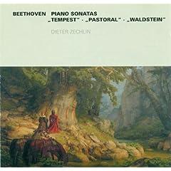 Van Beethoven: Piano Sonatas - Nos. 15, 17, 21