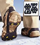 Non Slip Snow & Ice Grippers Cleats S...