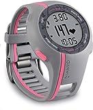 Garmin Forerunner 110 GPS Running Watch with Heart Rate Monitor - Grey/Pink