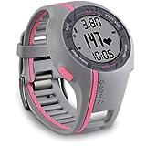 Garmin Forerunner 110 GPS Running Watch with Heart Rate Monitor - Grey/Pinkby Garmin