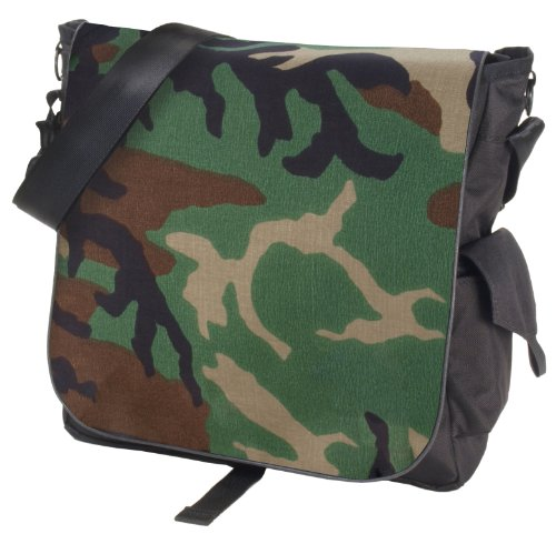 Dadgear Sport Diaper Bag - Camouflage back-928734