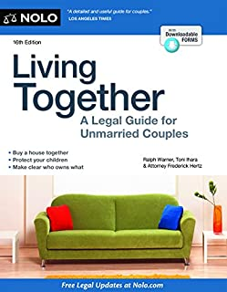 Book Cover: Living Together: A Legal Guide for Unmarried Couples