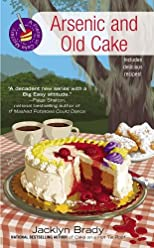 Arsenic & Old Cake (A Piece of Cake Mystery)