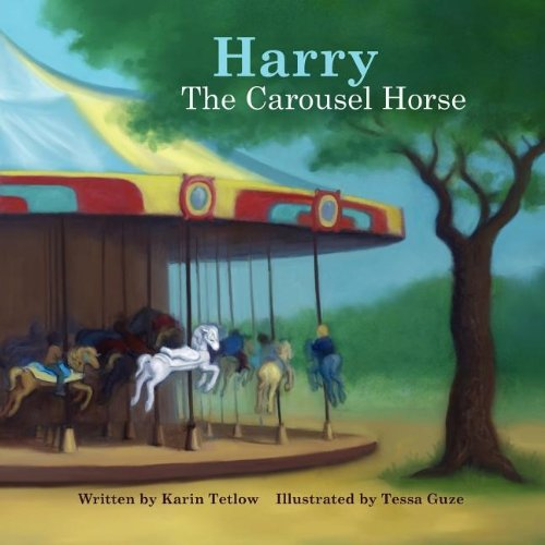 Harry The Carousel Horse