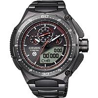 [シチズン]CITIZEN 腕時計 CITIZEN × TOYOTA 86 コラボレーションモデル Eco-Drive エコ・ドライブ 【数量限定】 JW0104-51E メンズ