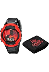 Star Wars Kids' SWC011T Darth Vader Digital Watch Gift Set