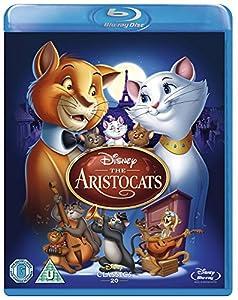 The Aristocats [Blu-ray] [Region Free]
