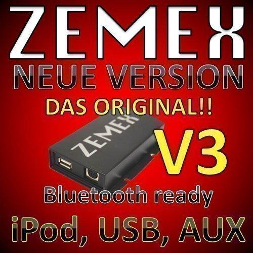 zemex-v3-usb-ipod-ipad-iphone-aux-mp3-adattatore-honda-acura-accord-6-cd-radio-accord-navigatore-rad
