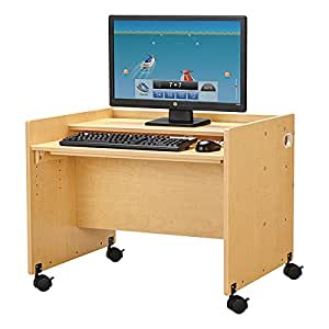 Perfect Amazoncom Legacy Classic Kids Summer Breeze Computer Desk Furniture