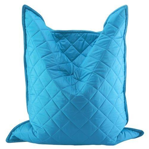 Designer Sitzkissen für Innen & Aussen, Wasserfest 4in1 Positionen – Aqua, Polyester günstig kaufen
