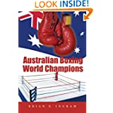 Australian Boxing World Champions