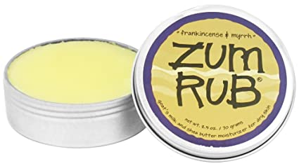 Отзывы Zum Rub Body Moisturizer Frankincense and Myrrh -- 2.5 oz