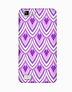 PickPattern Back Cover for Vivo X5