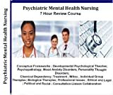 Mental Health Nursing Audio Review; 7 Hours, 7 Audio CDs; Comprehensive Review for Psychiatric Mental Health Nursing Comprehensive Review; Psychiatric Nurse Practitioner PMHNP
