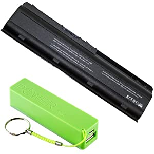 HP Pavilion G6-2009SM Laptop Battery - Premium Powerwarehouse Battery 6 Cell (Free Powerbank)