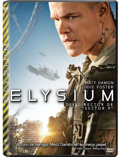 Elysium [DVD]