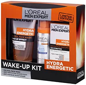 L'Oreal Paris Men Expert Limited Edition Hydra Energetic Wake-Up Kit