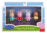 Zoofy International Peppa & Friends Figure Pack