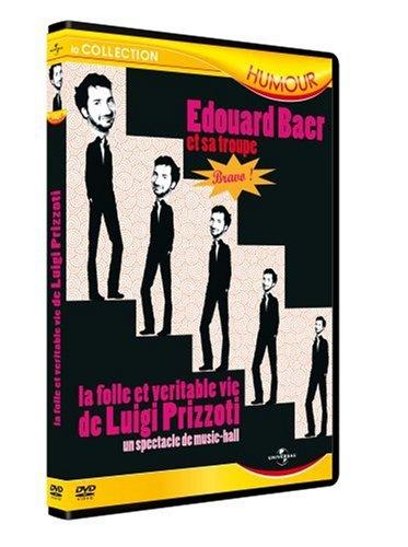 Edouard Baer : La folle et véritable vie de Luigi Prizzoti