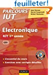 Electronique - IUT 1re ann�e GEII - L...