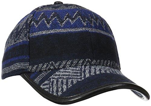 [San Diego Hat Women's Ethnic Print Cap, Royal, One Size] (Ethnic Hats)