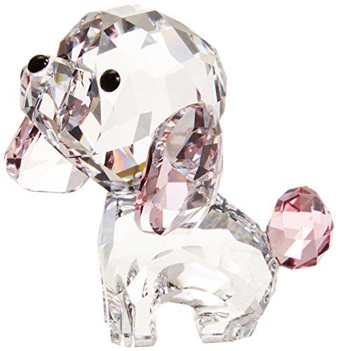 5063331cuccioli, Rosie il barboncino, cristalli Swarovski, multicolore, 4,8x 3,8x 2,7cm