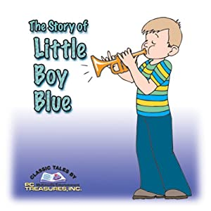 The Story of Little Boy Blue Audiobook