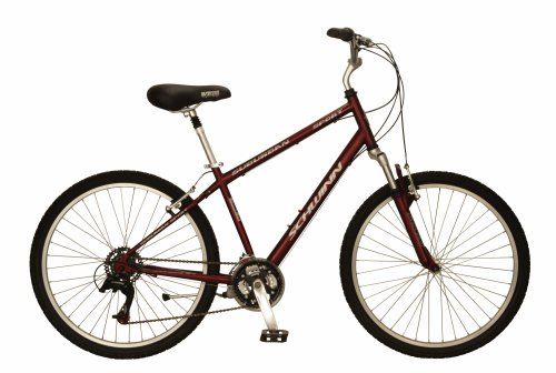 Schwinn Suburban Sport Men's Comfort Bike (26-Inch Wheels)