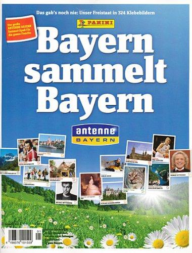 Bayern sammelt Bayern Album