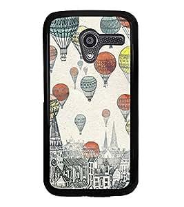 ifasho Designer Phone Back Case Cover Motorola Moto X :: Motorola Moto X (1st Gen) XT1052 XT1058 XT1053 XT1056 XT1060 XT1055 ( Hipster Deer Look )
