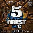 THE 5 BOROUGHS FINEST pt.2 (2CD)