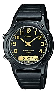Casio Collection AW-49H-1BVEF - Orologio da polso Uomo