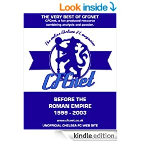 CFCnet - Before the Roman Empire 1999 - 2003
