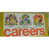 Careers Board Game 1976 Edition