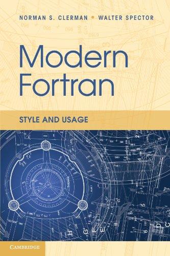 Modern Fortran Paperback