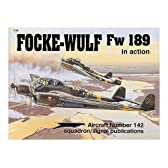 Focke-Wulf Fw 189 in Action (Aircraft)