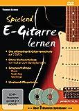 Spielend E-Gitarre Lernen (2 DVDs) - Vom Anfänger zum Bandgitarristen