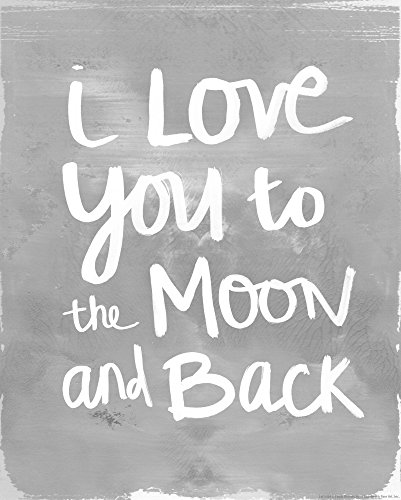 Heritage 1093 I Love You Wall Decor, 14 x 11-Inch - 1