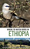 Claire Spottiswoode Where to Watch Birds in Ethiopia