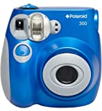 Polaroid 300 Instant Camera - Blue
