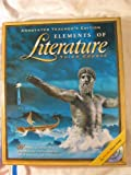 img - for Elements of Literature: Third Course book / textbook / text book