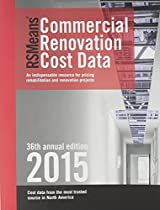 Rsmeans Commercial Renovation Costs (Means Commercial Renovation Cost Data)