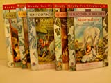 img - for Book Sets:Unicorn's Secret : The Silver Bracelet - The Silver Thread - The Mountain of the Moon (An Unofficial Box Set) book / textbook / text book