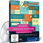 Moderne Webseiten entwickeln - Über 1...