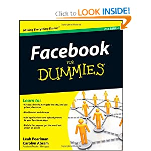 Facebook For Dummies [Paperback]